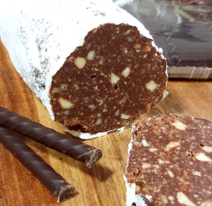 Schokoladen - Salami