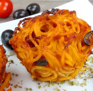 Spaghetti-Nester