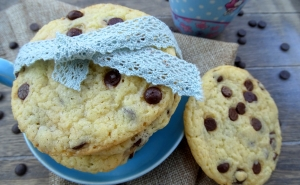 Chocolate Chips Cookies vegan 3