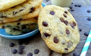 Chocolate Chips Cookies vegan